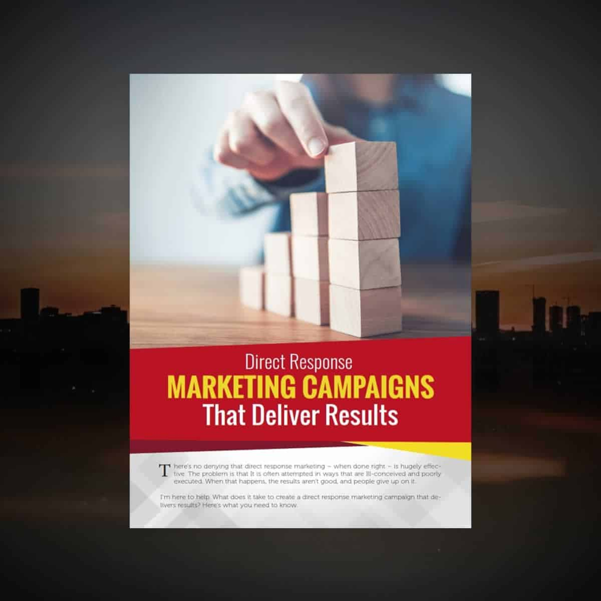 Direct Response Marketing Campaigns